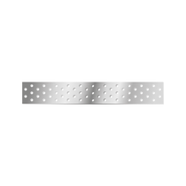 Placi Perforate 1.5mm, Zincate