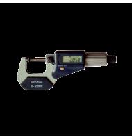 Micrometru Digital, Domeniu 25 - 50, Precizie 0.001, Pas 0.5