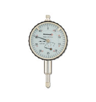 Miniceas Comparator, Domeniu 3, Precizie 0.01, Diametru Cadran 40, 0.5 Mm/rotatie Completa