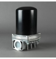 Carcasa Filtru Hidraulic P766665, Lungime 339 mm, Diam. Ext. 169 mm, Donaldson