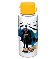 Sticla din plastic, sport, 600 ml, Tuffex TP508/BATMAN