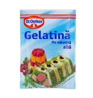 Gelatina Dr. Oetker 10 g