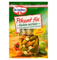 Pikant Fix Dr. Oetker Dulce...