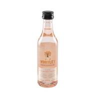 Vodca Jj Whitley, Rubarba, Rhubarb Vodka, 38.6% Alcool, Miniatura, 0.05 l