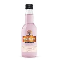 Gin Jj Whitley, Pink Cherry, 38.6% Alcool, Miniatura, 0.05  l