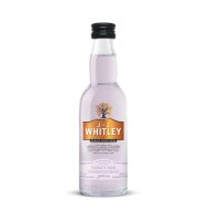 Gin Jj Whitley, Violet Gin, 38.6% Alcool, Miniatura, 0.05 l
