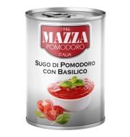 Sos de Rosii cu Busuioc, Mazza, 400 g