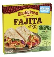 Kit Fajita, Old El Paso, 500 g