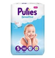 Scutece Pufies Sensitive...