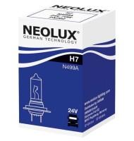 Bec Neolux 70W 24V H7 N499A