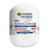 Deodorant Roll-On Action Control 96h Garnier 50ml