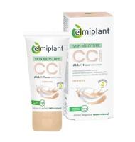 Crema Coloranta pentru Ten Cc Skin Mois Deschis Elmiplant 50 ml