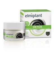 Crema pentru Ten de Zi, Detox Elmiplant 50 ml
