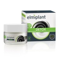 Crema pentru Ten de Noapte, Detox Elmiplant 50 ml