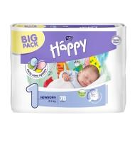 Scutece Happy New Born x 78...