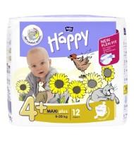Scutece Happy Nr.4 Maxi x...
