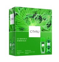 Set C-Thru Spray Parfumat...