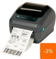 Imprimanta de etichete Zebra GK420D, Ethernet