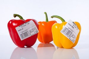 Etichete autocolante alimente