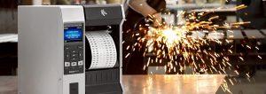 Imprimanta termica de etichete
