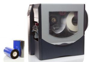 Imprimanta termica ribon