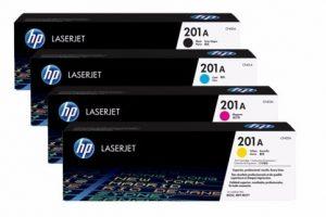 toner imprimanta laser HP