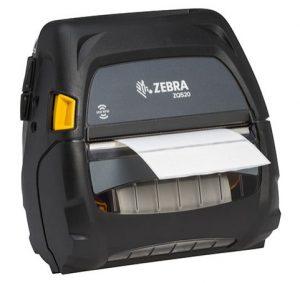 imprimanta portabila etichete termice Zebra