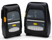 Imprimanta portabila Zebra ZQ500 pentru etichete termice