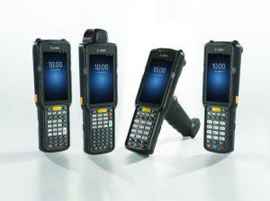 terminale portabile Zebra MC3000