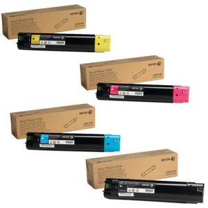 CMYK culori toner pentru imprimanta laser