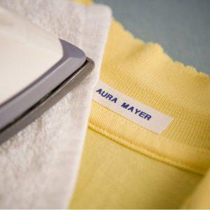 Imprimanta etichete Brother textil