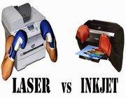 Tipuri de imprimante: laser sau inkjet