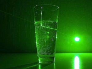 laser verde puternic