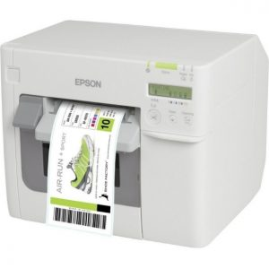 Imprimanta etichete color Epson
