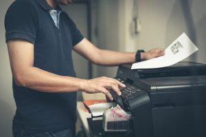 Imprimanta Duplex