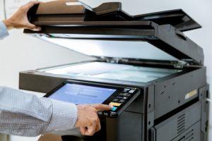 Scanner Documente Multifunctional