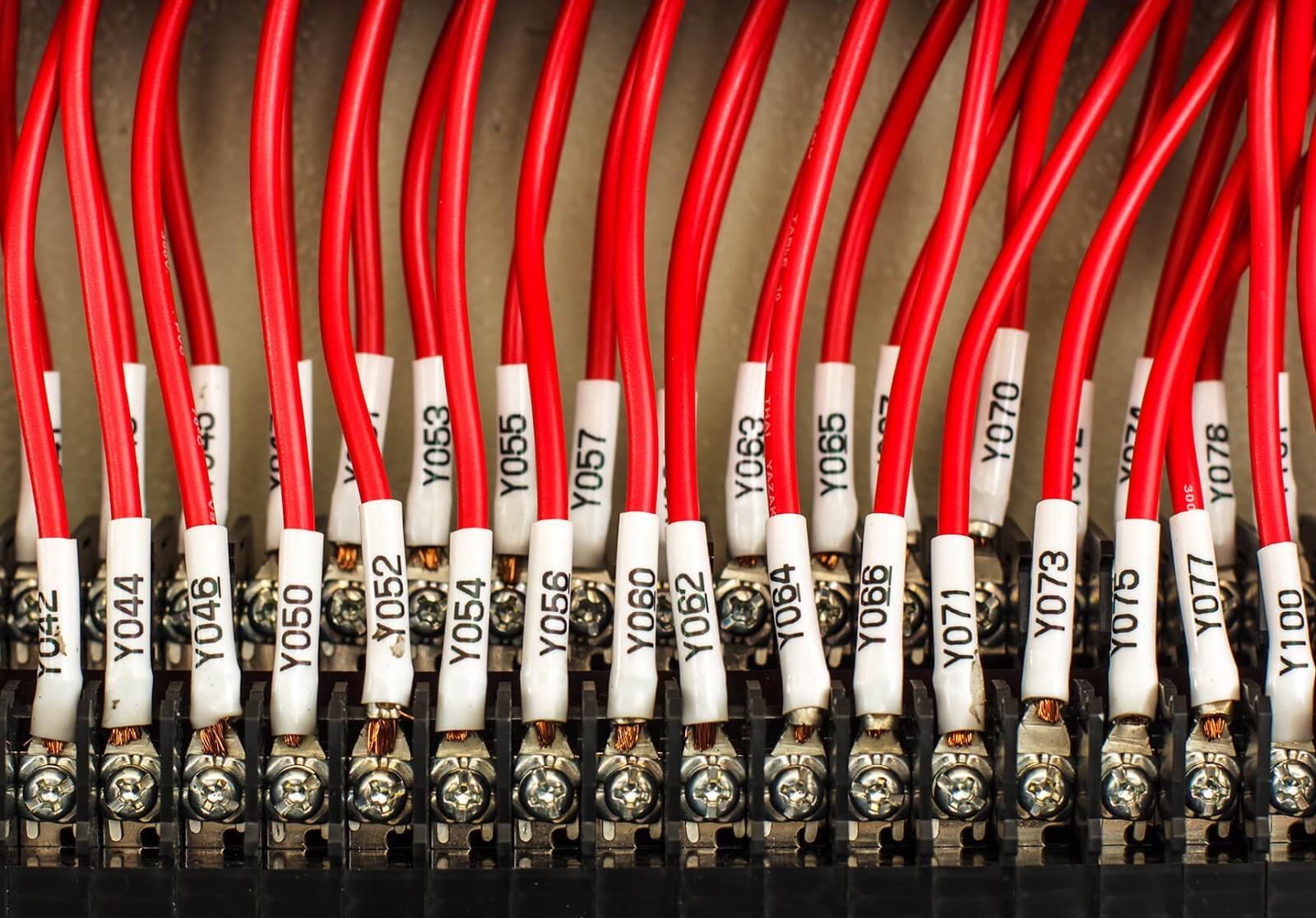 Etichete cabluri