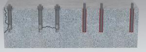 Ancora chimica beton