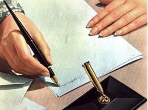 Instrument de scris