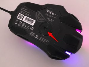 DPI mouse gaming