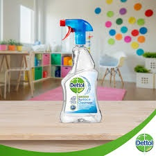 Dettol dezinfectant camera copiilor