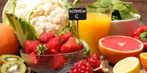 Vitamina C - fructe