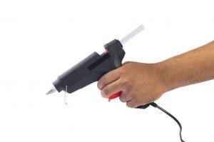 Pistol lipit ergonomic