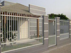 Panou Metalic Gard